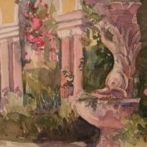 jardins Italien Ephrussi