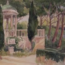 temple de l amour,jardins Ephrussi