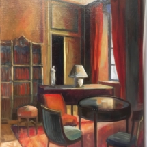bibliothèque Claudel