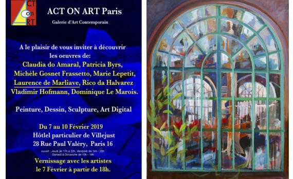 exposition collective de act on art