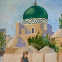 Kiva, Ousbekistan